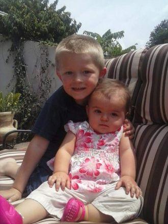 Gabriel Mathis & Kaylee Mayes