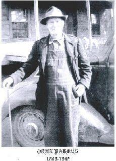 A photo of John Parker