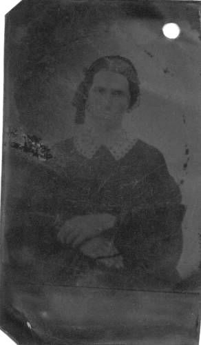 Phoebe Reed Whiteman-Born PA or OH-Died prob IN