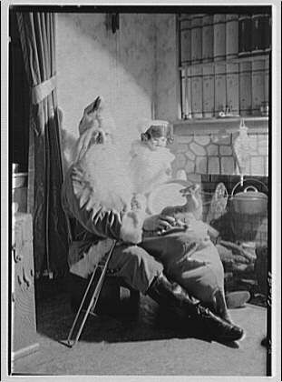 Santa Claus, 1920's