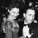 Mervyn LeRoy & Ava Gardner