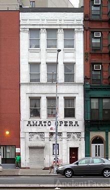 Tony Amato's Opera House