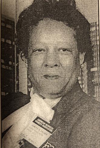 Dorothy Edwina W. Watford Williams