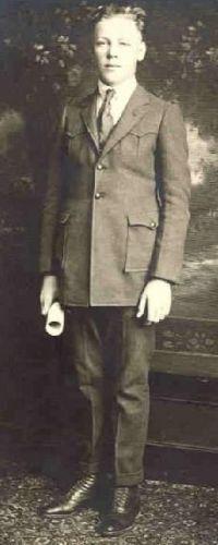 Albert Frahm, Nebraska