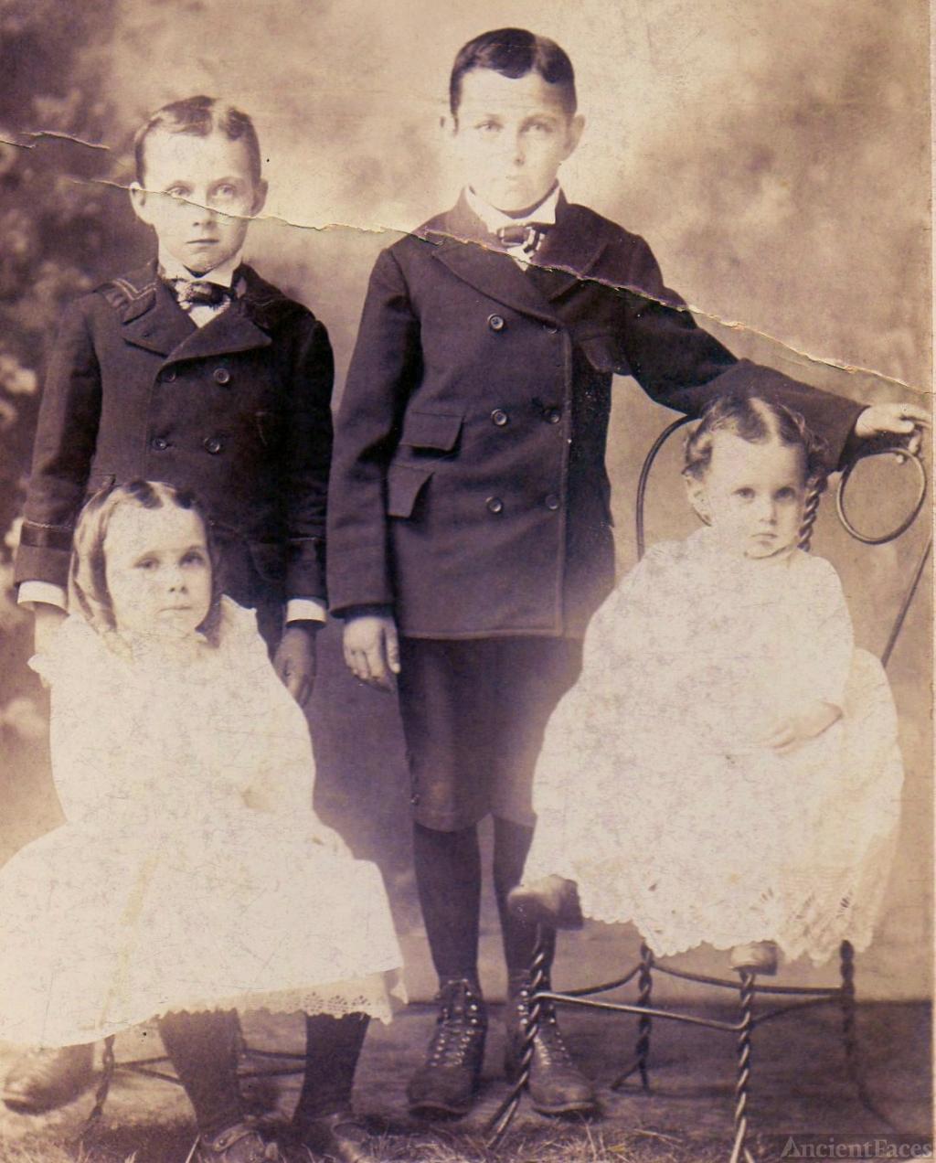 Children of John and Kathryn Sweeney