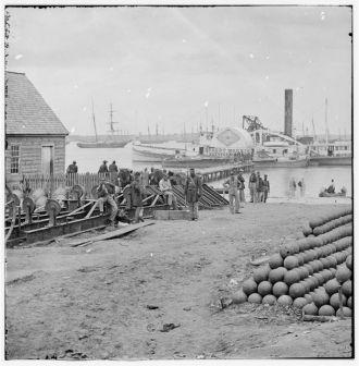 Civil War - Yorktown, Virginia
