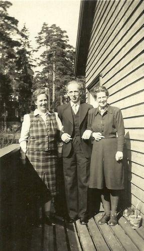 A photo of Marie Skolmen