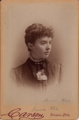 Jennie Weir