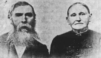 A photo of Margaret Henry Tucker