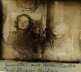 Juanita & Hollis Kroetch