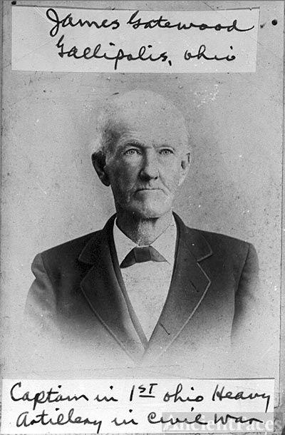 James Monroe Gatewood, Ohio