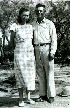 Vance Blalock and Edna Moore