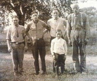 Solomon Watson Family