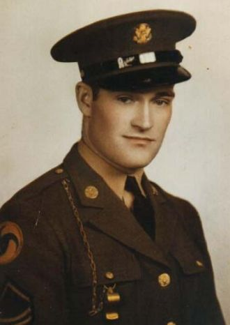 A photo of Claude Raymond Spivey's Wwii Photograph