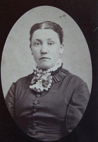 Betsey (Hubbard) Town (1837-1926)