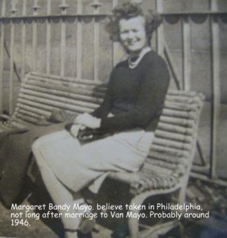 Margaret Elaine Bandy Mayo