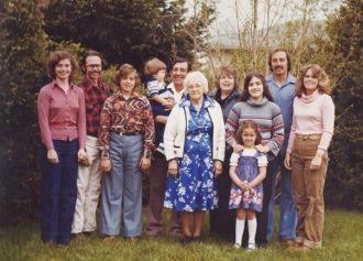 Marinello Family, 1978
