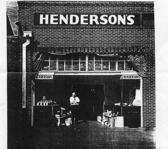 Lonam Henderson