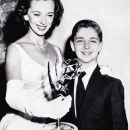 Tommy Rettig and Jan Clayton