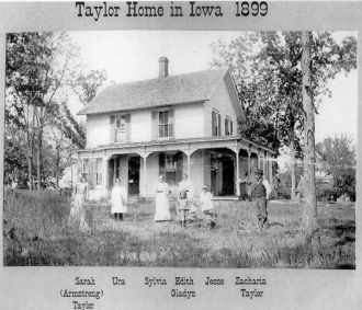 A photo of Gladys Taylor