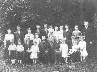 Scarff Family