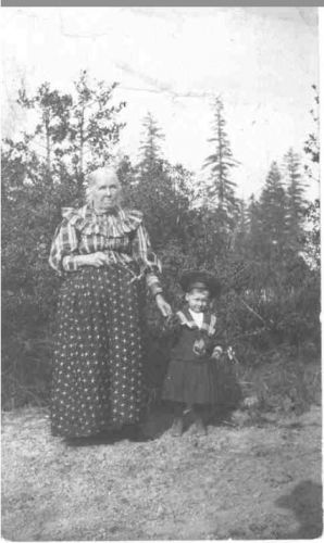 Sarah Ostler Paull & Adolphus Thomas Paull