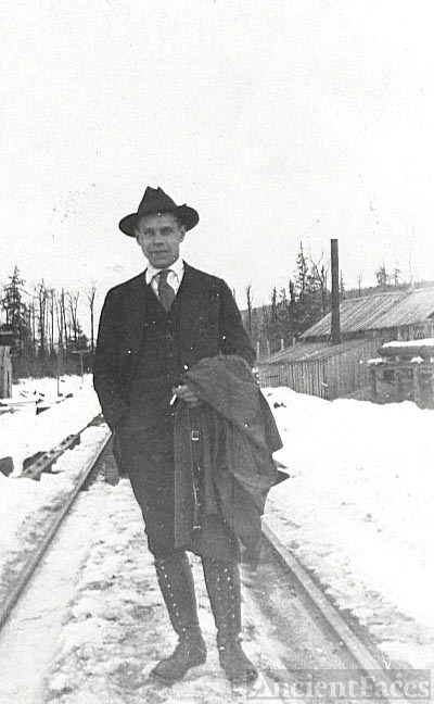 George Benning, Seward, Alaska 1920