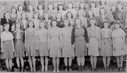 Juanita Elrod & Jr Class, Georgia