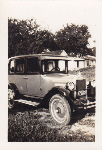 Benda family car