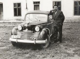 Stevan Drakulic, Croatia 1960