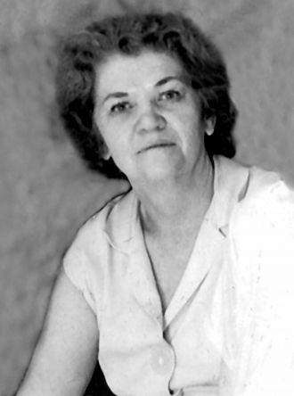 A photo of Ruth Ardella (Gravley) Morgan