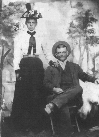 Effie and Garrett Cooley