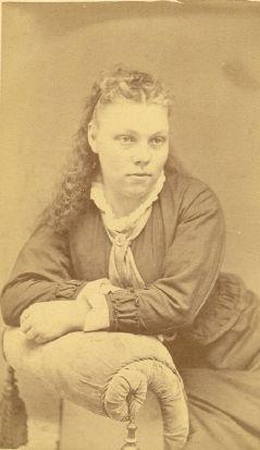 Margaret Garabrandt 15 years old