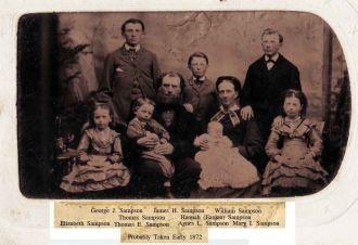 Thomas Sampson & Family