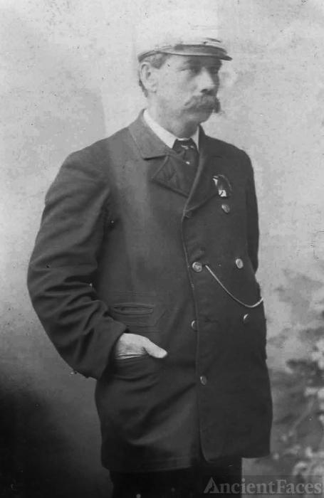William F. Bacon; Los Angeles, CA