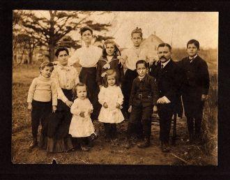 The Lavallee Family, Massachusetts