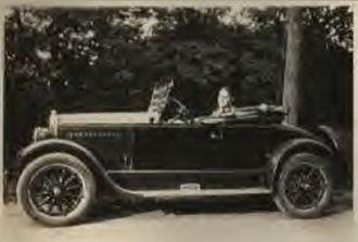 Henri Carrere, 1926