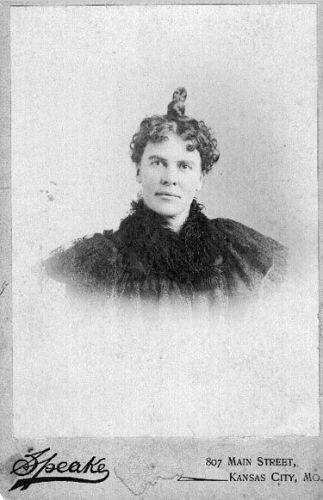 Alice Matilda Burk