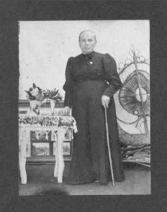 Harriet Lutisha Alcorn?