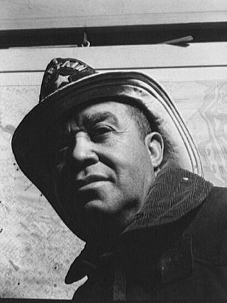 Captain J.B. Keye