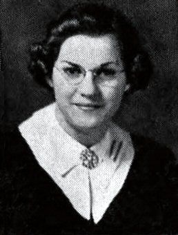 Ruthanna Bogan, Ohio, 1938