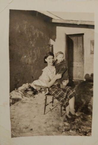 Margaret and Ernie Stawnychka