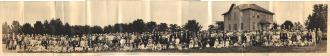 Stavanger Boarding School First Homecoming Picnic June 16, 1928