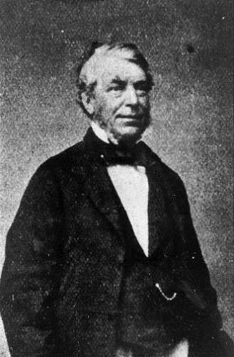 Alderman William Carter