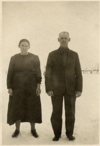 Peter & Katherina Unruh