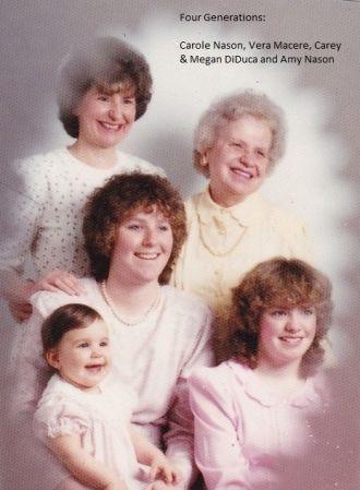 Nason family generations
