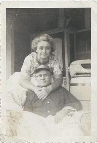 Clarence & Helen Martz