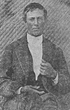 A photo of Peter Dingess Garrett
