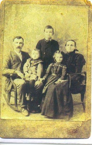 Samuell Sherrill Family