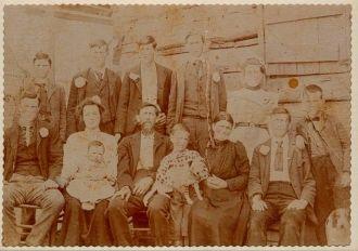 Alexander Hamilton Hutchison Family